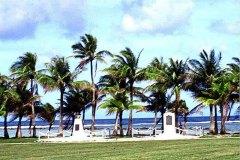 War in the Pacific Memorial Park, Asan, Guam.