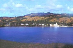 Umatic Bay - Site of the 1st contact between Guam and the West when Magellan landed in 1521.